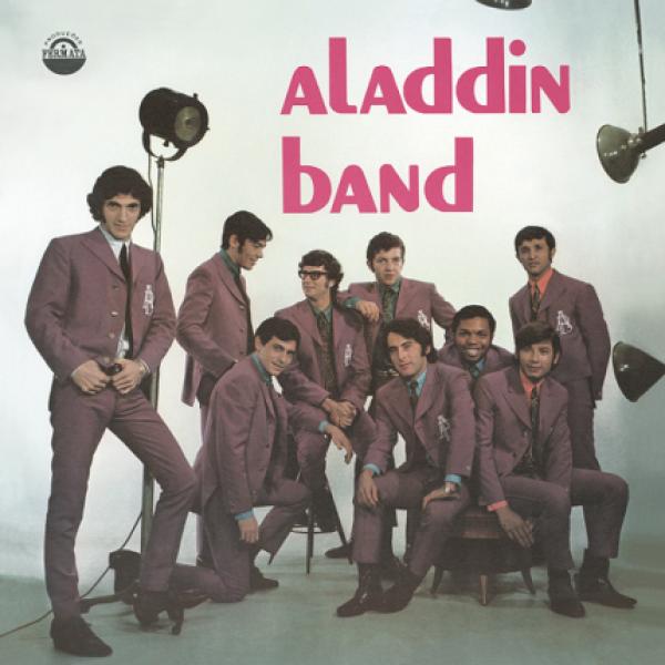 CD Aladdin Band - Aladdin Band (1968)