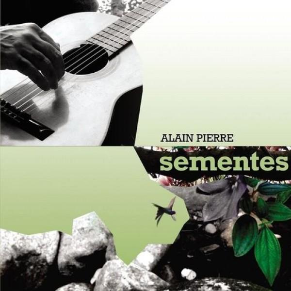 CD Alain Pierre - Sementes (Digipack)