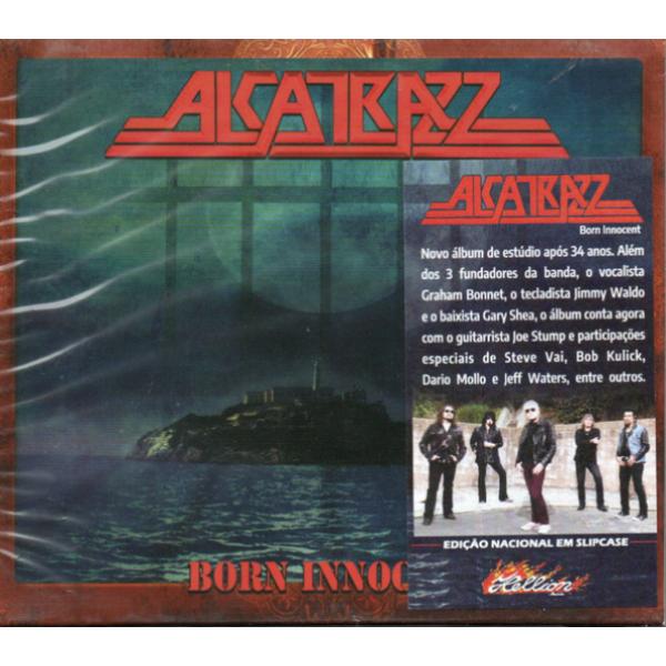 CD Alcatrazz - Born Innocent
