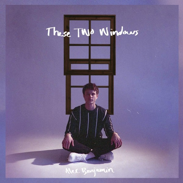 CD Alec Benjamin - These Two Windows