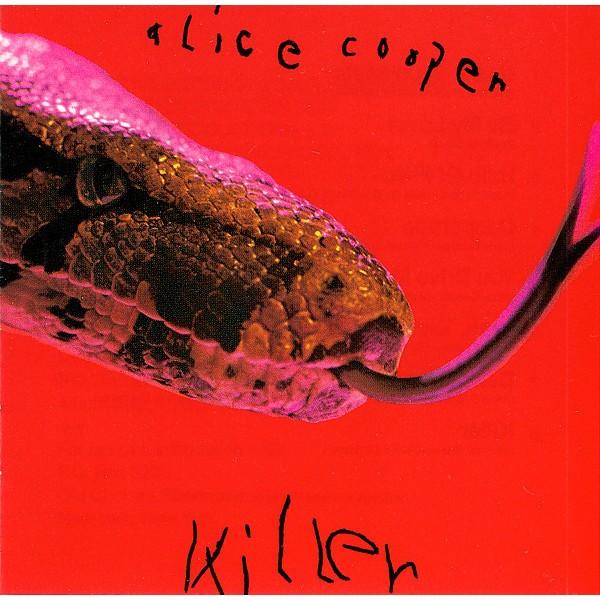 CD Alice Cooper - Killer (IMPORTADO)