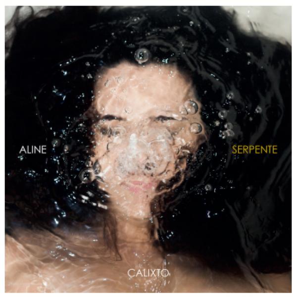 CD Aline Calixto - Serpente (Digipack)
