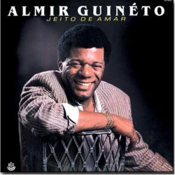 CD Almir Guineto - Jeito De Amar