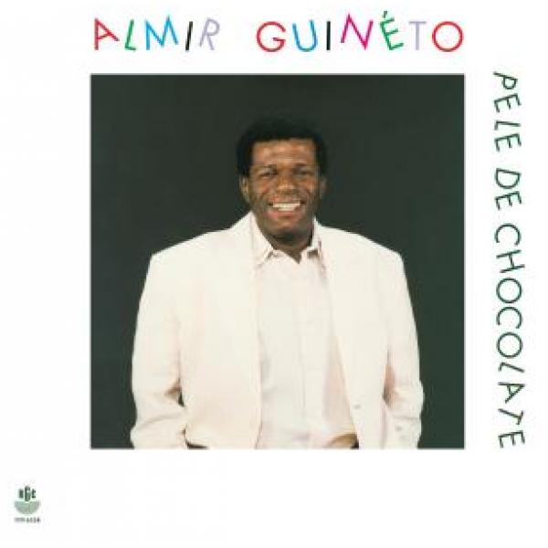 CD Almir Guineto - Pele de Chocolate