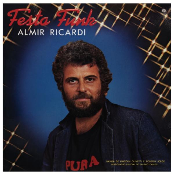 CD Almir Ricardi - Festa Funk