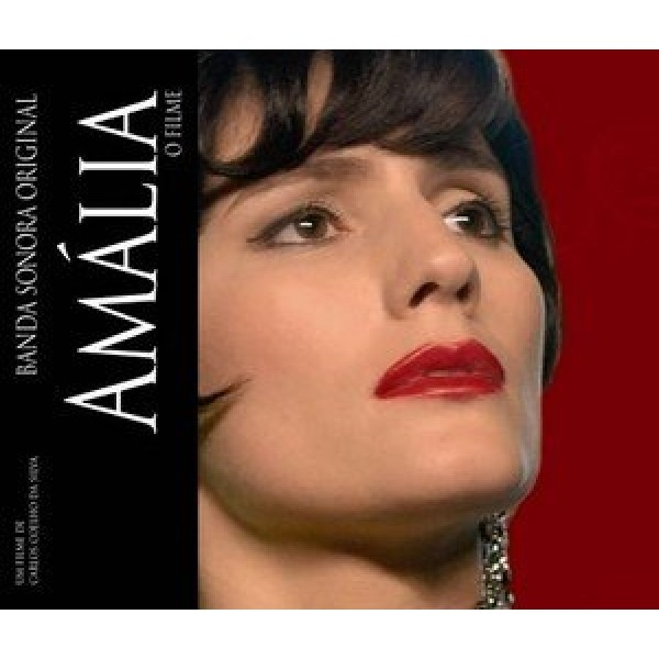CD Amália - O Filme (O.S.T.)