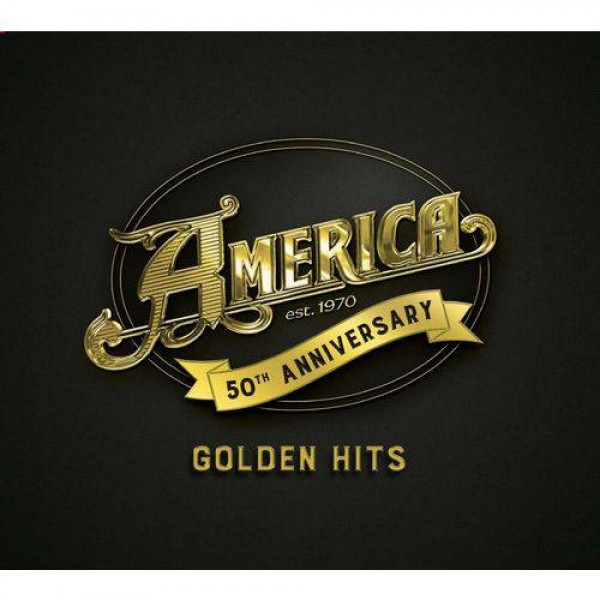 CD America - Golden Hits: 50th Anniversary (Digipack)