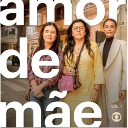 CD Amor De Mãe Vol. 1 - Trilha Sonora Da Novela