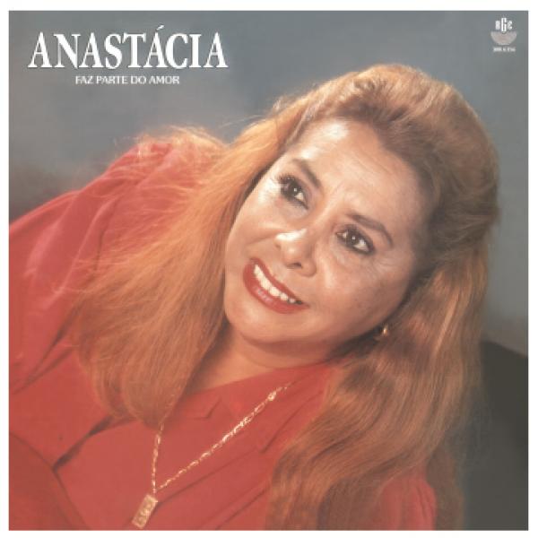 CD Anastácia - Faz Parte do Amor