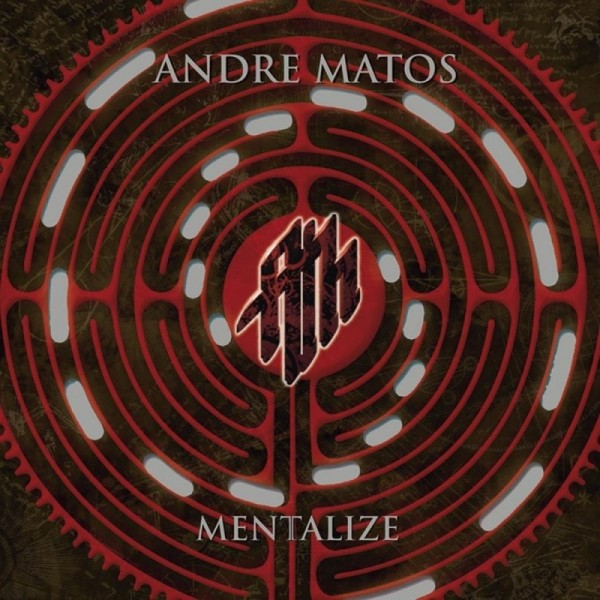 CD André Matos - Mentalize (IMPORTADO)