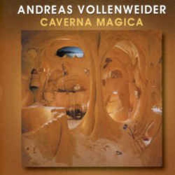 CD Andreas Vollenweider - Caverna Magica (IMPORTADO)