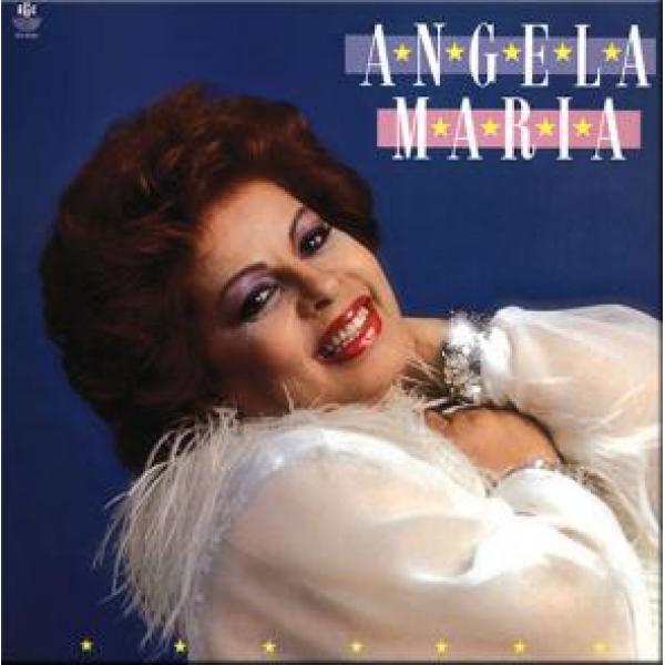 CD Angela Maria - Angela Maria (1985)