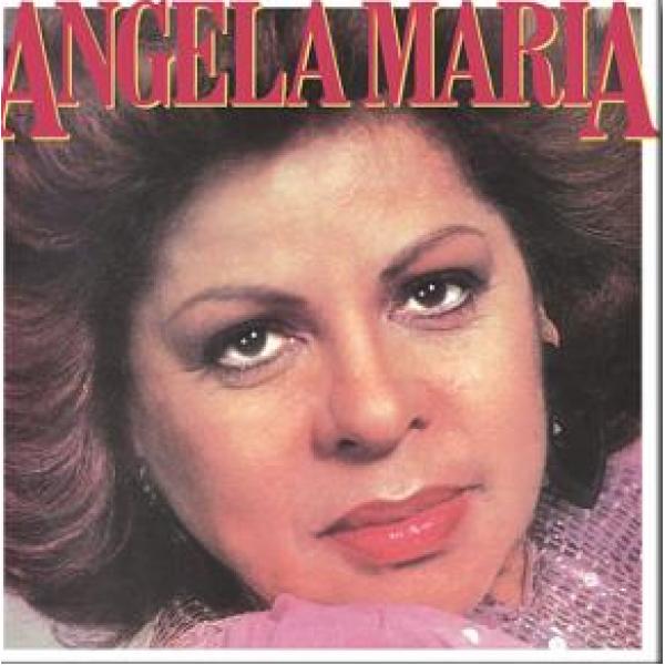 CD Ângela Maria - Ângela Maria (1987)