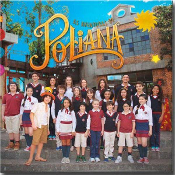 CD As Aventuras De Poliana