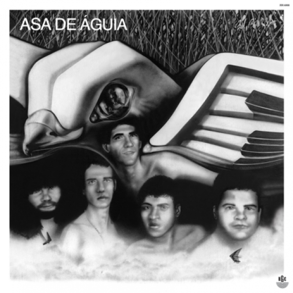 CD Asa de Águia - Asa de Águia (1988)