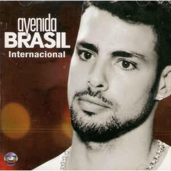 CD Avenida Brasil Internacional - Trilha Sonora Da Novela