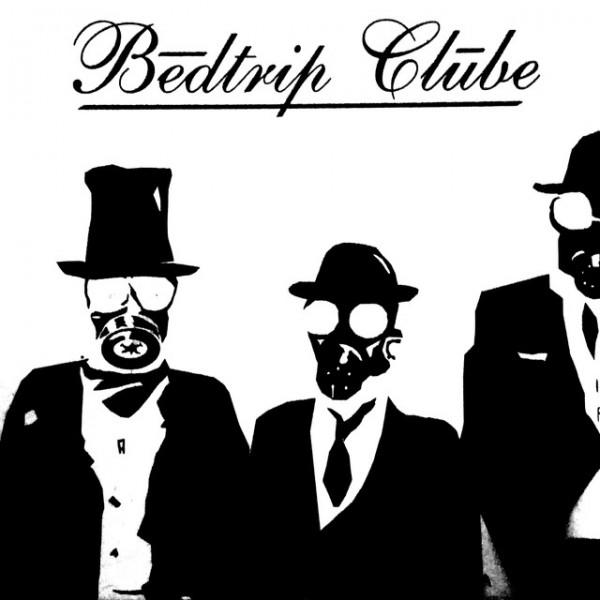 CD Bedtrip Clube - Bedtrip Clube (Digipack)