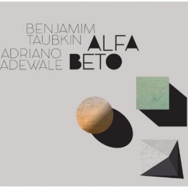 CD Adriano Adewale/Benjamim Taubkin - Alfabeto (Digipack)