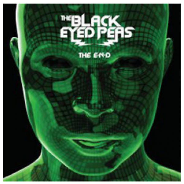 CD The Black Eyed Peas - The E.N.D.