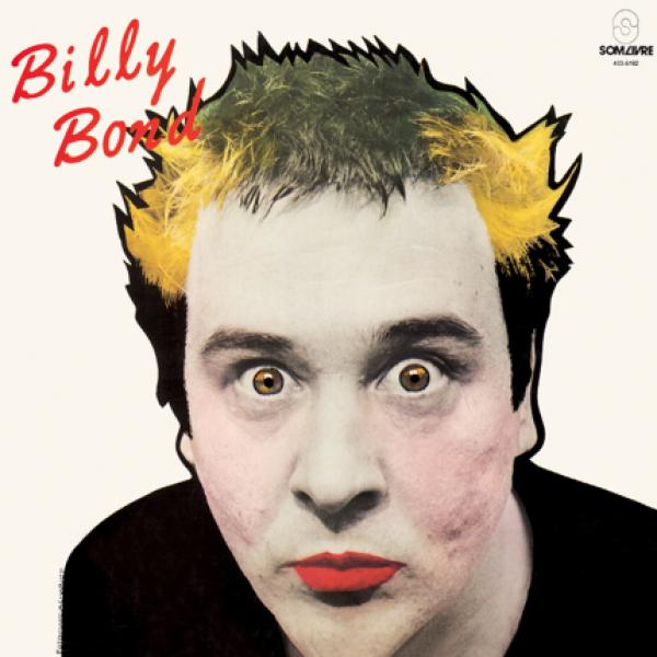 CD Billy Bond - O Herói