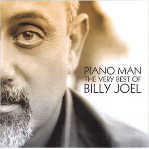 CD Billy Joel - Piano Man: The Very Best Of (IMPORTADO)