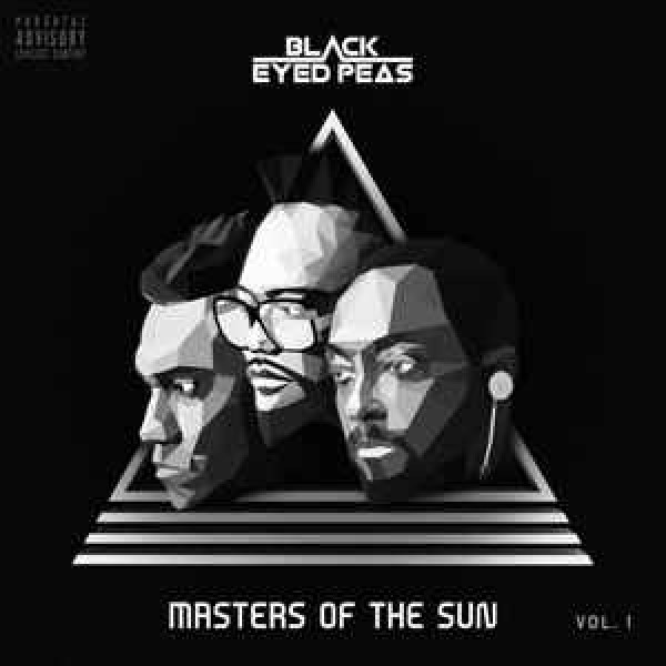 CD Black Eyed Peas - Masters Of The Sun Vol. 1 (IMPORTADO)