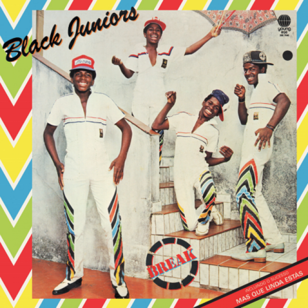 CD Black Juniors - Black Juniors (1984)