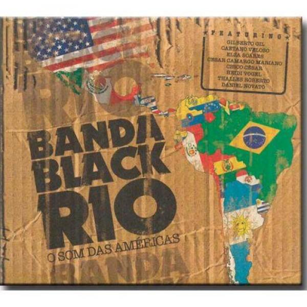 CD Banda Black Rio - O Som Das Américas (Digipack)