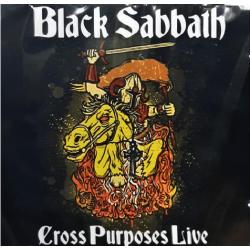 CD Black Sabbath - Cross Purposes Live