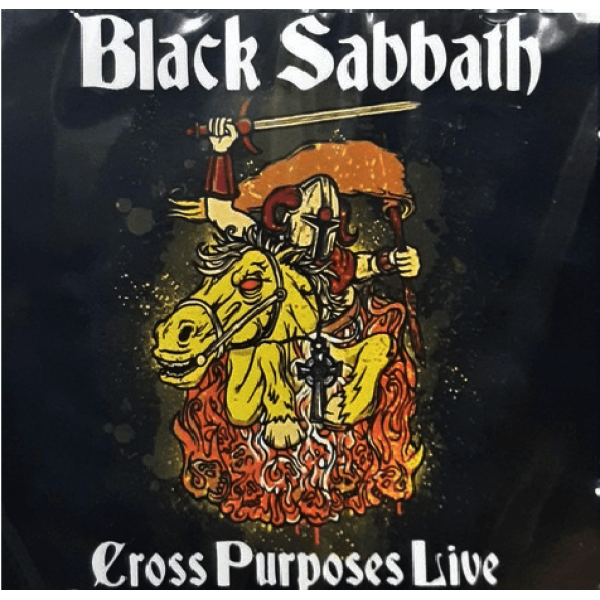 CD Black Sabbath - Cross Purposes Live