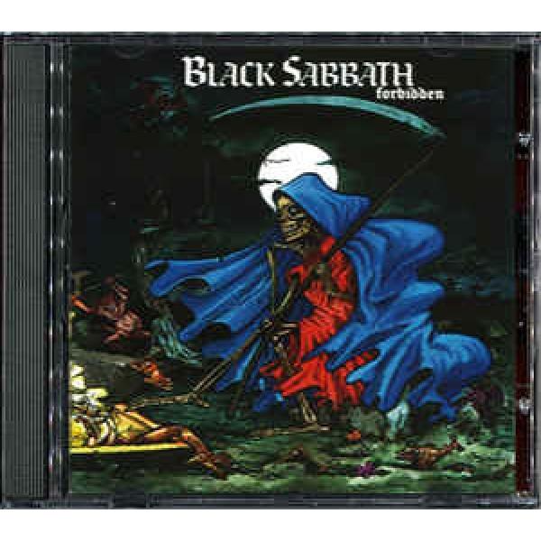 CD Black Sabbath - Forbidden (IMPORTADO)