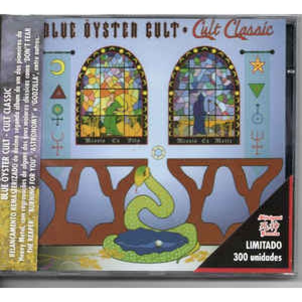 CD Blue Öyster Cult - Cult Classic