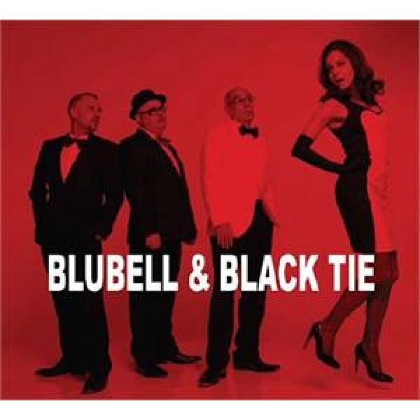 CD Blubell & Black Tie - Bluebell & Black Tie (Digipack)