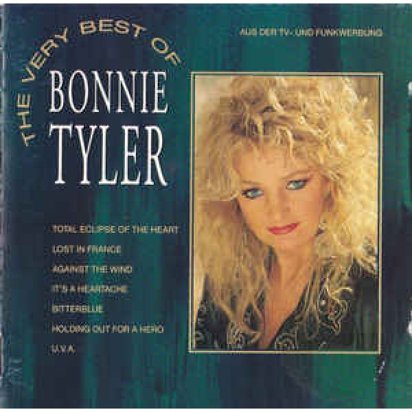 CD Bonnie Tyler - The Very Best Of (IMPORTADO)