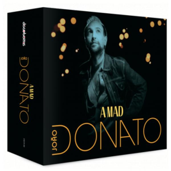 Box João Donato - A Mad Donato (4 CD's)