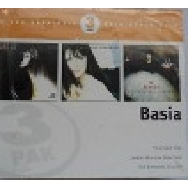 Box Basia - 3 Pak: Time & Tide/London Warsaw/Sweetest (3 CD's)