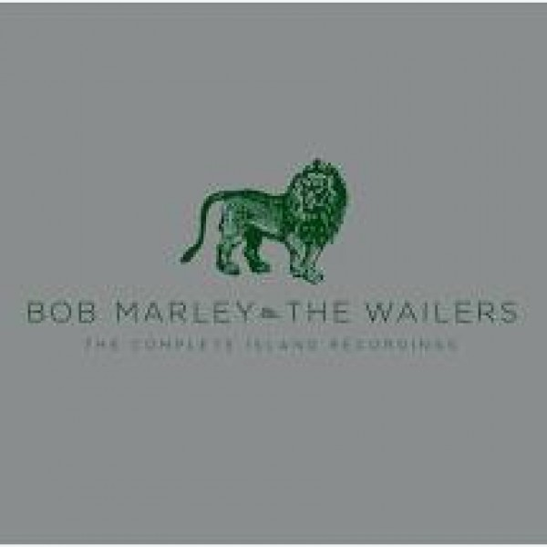 Box Bob Marley & The Wailers - The Complete Island Recordings (11 CD's)