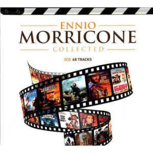 Box Ennio Morricone - Collected (3 CD's)