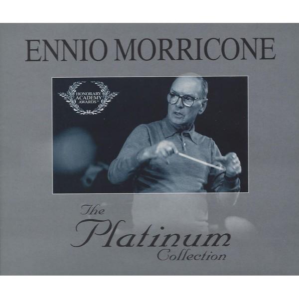 Box Ennio Morricone - The Platinum Collection (3 CD's - IMPORTADO)