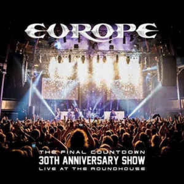 Box Europe - The Final Countdown: 30th Anniversary Show (2 CD's + DVD)