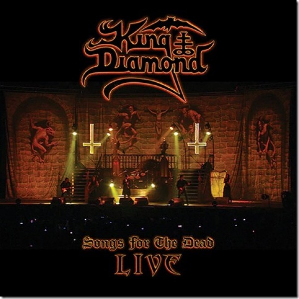 Box King Diamond - Songs From The Dead: Live (CD + 2 DVD's)