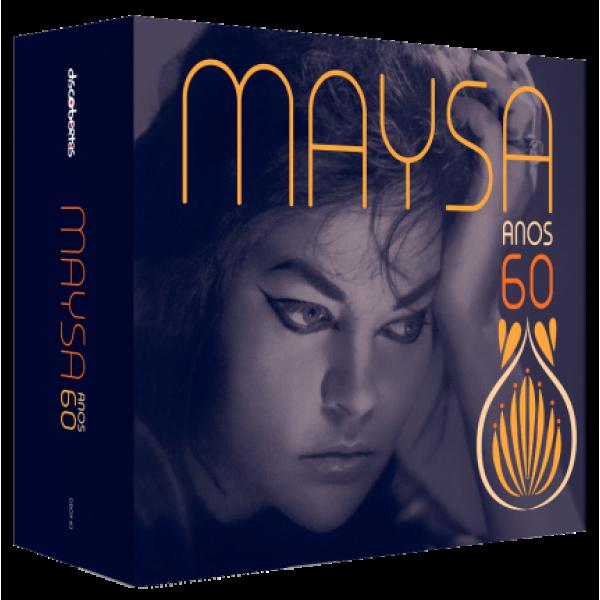 Box Maysa - Anos 60 (5 CD's)