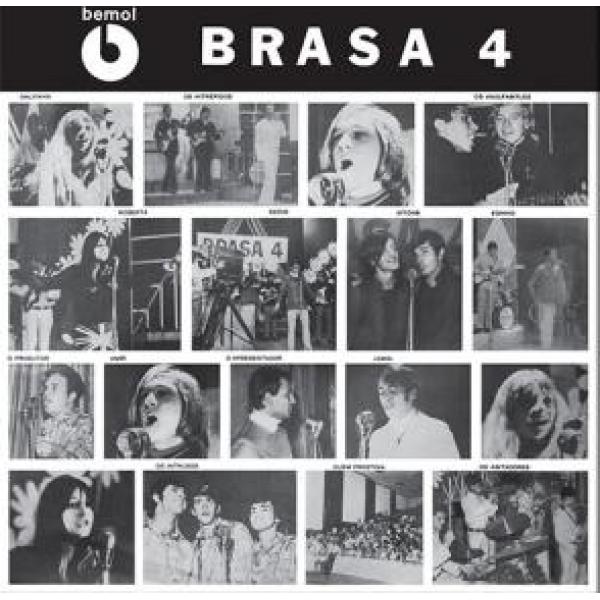CD Brasa 4 (1968)