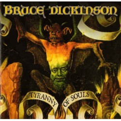 CD Bruce Dickinson - Tyranny Of Souls (IMPORTADO)