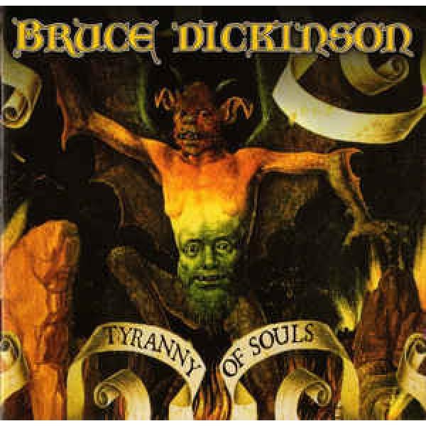 CD Bruce Dickinson - Tyranny Of Souls (IMPORTADO)