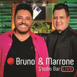 CD Bruno & Marrone - Studio Bar Live