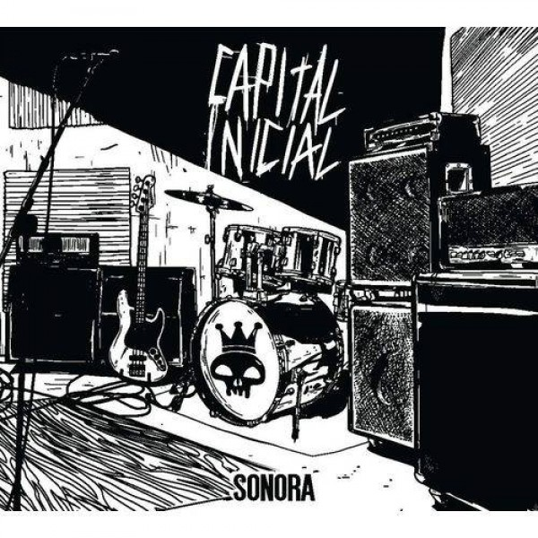 CD Capital Inicial - Sonora (Digipack)