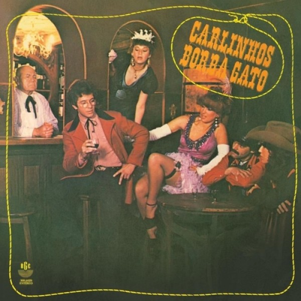 CD Carlinhos Borba Gato - Carlinhos Borba Gato (1982)