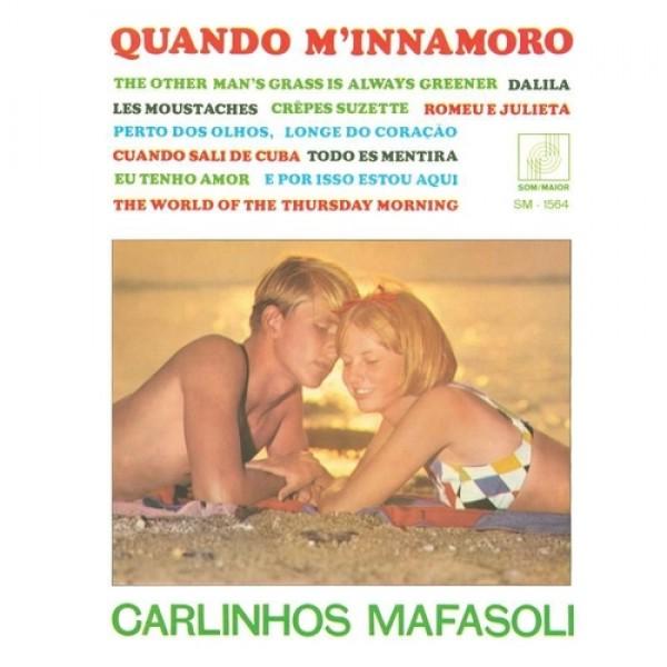 CD Carlinhos Mafasoli - Quando M'Innamoro