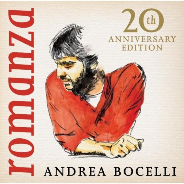 CD Andrea Bocelli - Romanza: 20th Anniversary Edition